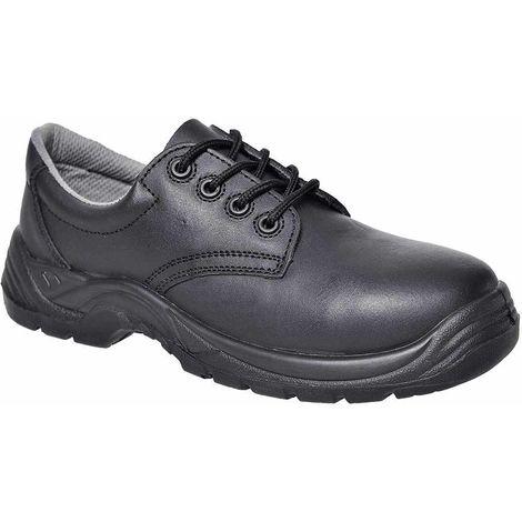 Portwest Compositelite Safety Shoe S1P - Black  - FC14