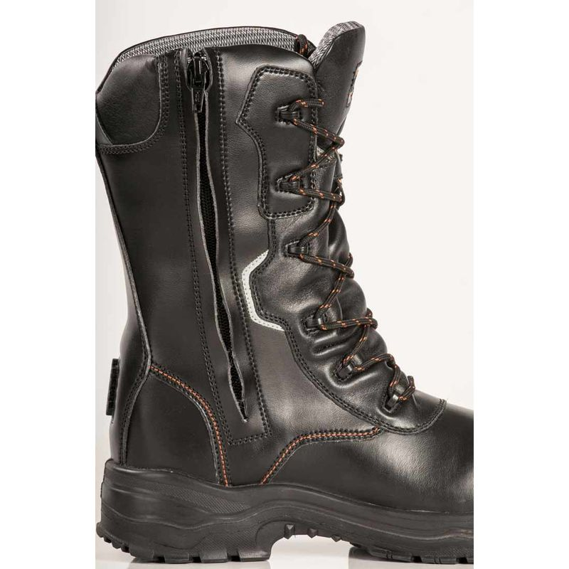 bfee05c31a3 Portwest Compositelite Traction 10 inch (25cm) Safety Boot S3 HRO CI WR  Black