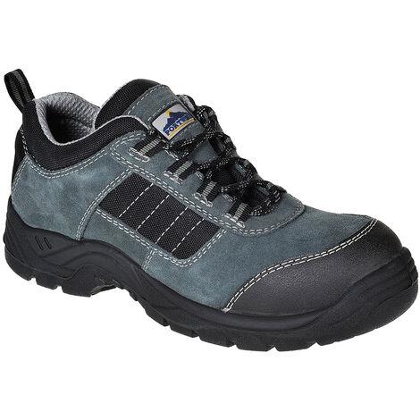 Portwest Compositelite Trekker Shoe S1 - Black  - FC64