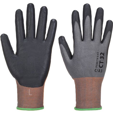 Portwest - CT MR Micro Foam Nitrile Cut Resist Glove (1 Pair Pack)