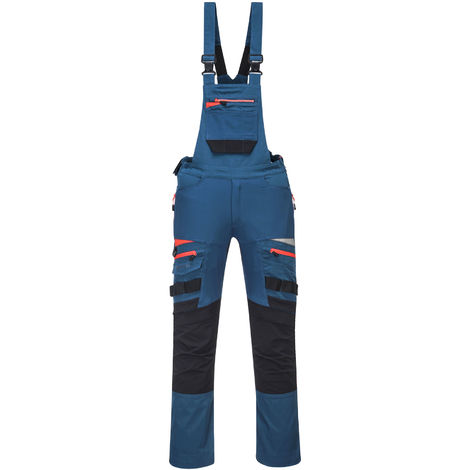Portwest - DX4 Work Bib and Brace 4 Way Stretch