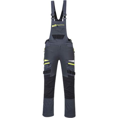 Portwest - DX4 Work Bib and Brace 4 Way Stretch