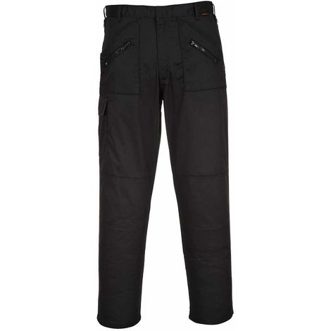 Portwest - Functional Outdoor Workwear Action Cargo Trousers With 11 Pockets