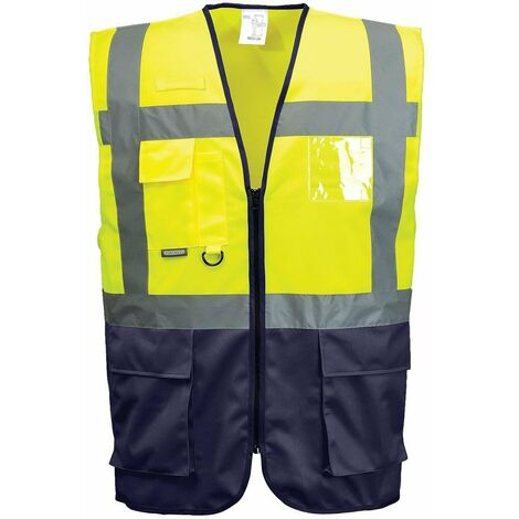 Portwest - Gilet HV Executive Warsaw Portwest - C476