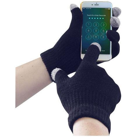 Gants anti-froid Portwest compatible écran tactile Bleu Marine L - XL