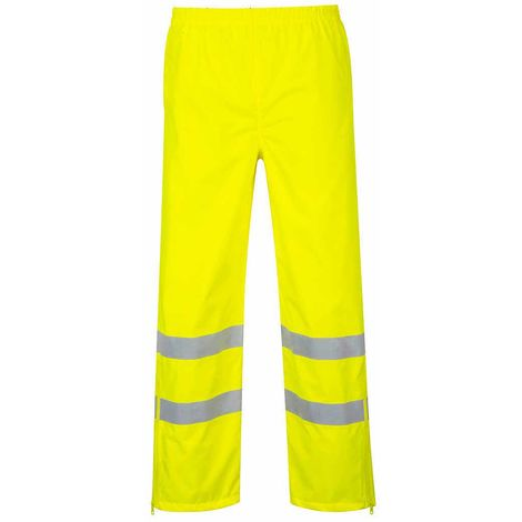 Portwest - Hi-Vis Safety Breathable Workwear Trousers