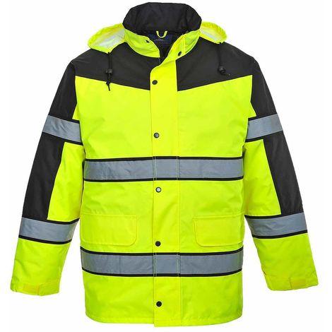 Portwest - Hi-Vis Safety Classic Two Tone Workwear Jacket