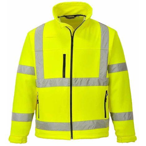 Portwest - Hi-Vis Safety Workwear Classic Softshell Jacket (3L)