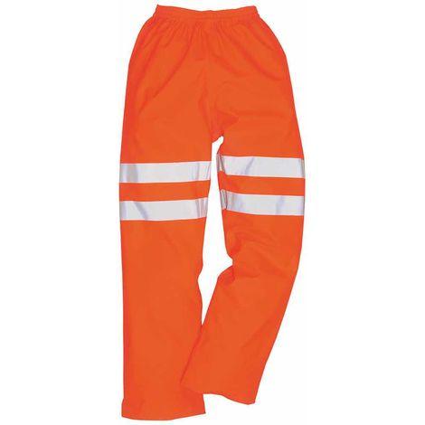 Portwest - Hi-Vis Safety Workwear Rail Track Side Sealtex Ultra Trousers