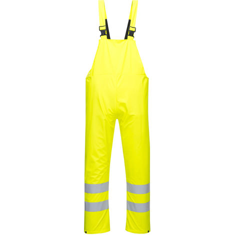 Portwest - Hi-Vis Safety Workwear Sealtex Bib & Brace Coverall