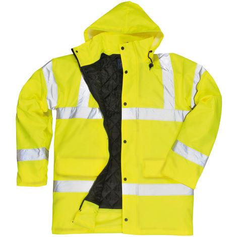 Portwest Hi-Vis Traffic Jacket (S460) / Workwear / Safetywear