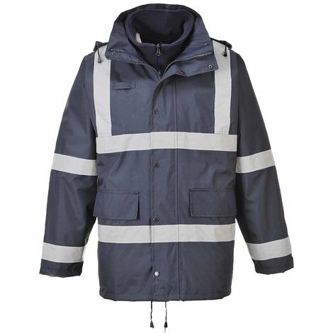 Portwest - Iona 3 in 1 Traffic Safety Workwear Workwear Jacket