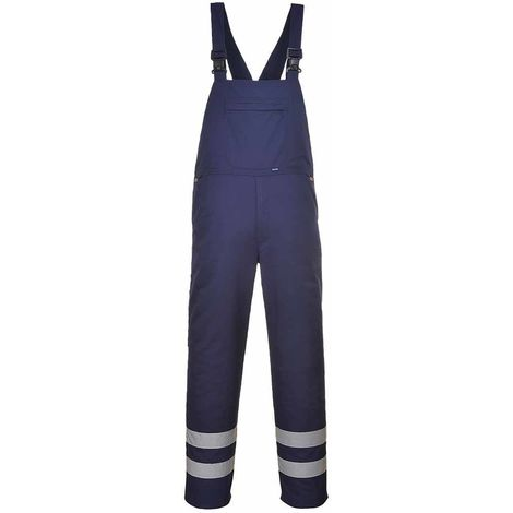 Portwest Workwear Mens Warsaw Bib and Brace