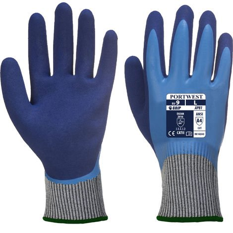 Portwest - Liquid Pro Cut Resist Hand Protection Glove (1 Pair Pack)