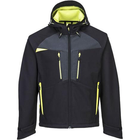 Portwest Mens 4 Way Stretch Fabric DX4 Softshell Jacket