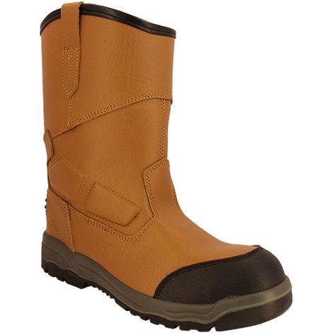 Portwest Mens Steelite Rigger Fluid Resistant Pro Ankle Boot