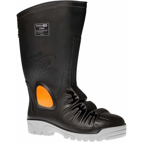 Portwest - Mettamax Work Safety Wellington Boot S5 M