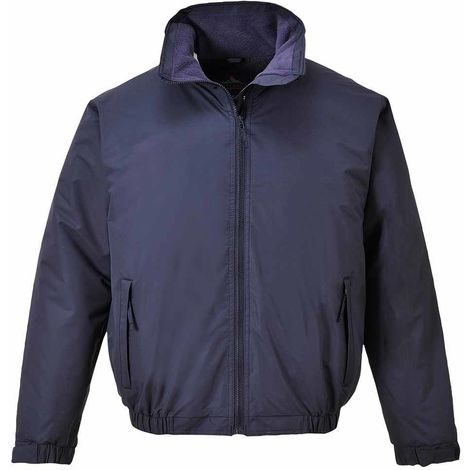 Portwest - Moray Fleece Lined Contemporary Styled Weatherproof Bomber Jacket