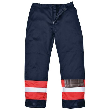 Portwest - Pantalon Bizflame Plus - FR56 Taille : 4XL