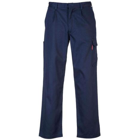 Portwest - Pantalon Bizweld FR Cargo - BZ31 Taille : 5XL