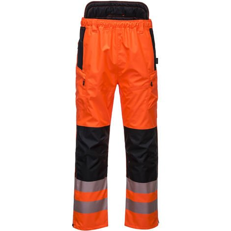 Portwest - PW3 Hi Vis Workwear Extreme Trouser