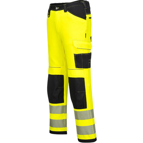 Portwest - PW3 Hi Vis Workwear Trouser