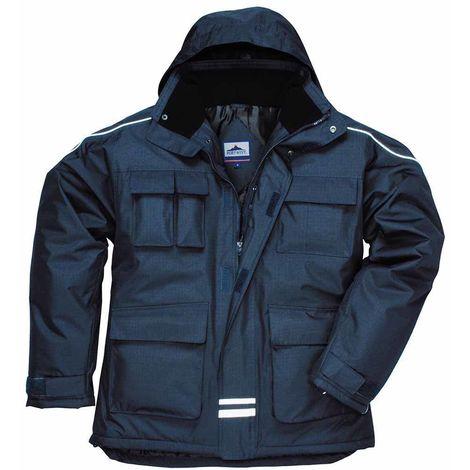 Portwest - RS Outdoor Workwear Durable Multi-Pocket Waterproof Parka Jacket