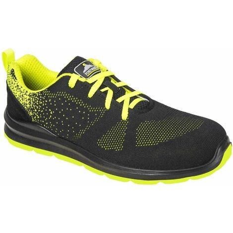 Portwest - Steelite Aire Safety Footwear Trainer Shoe S1P