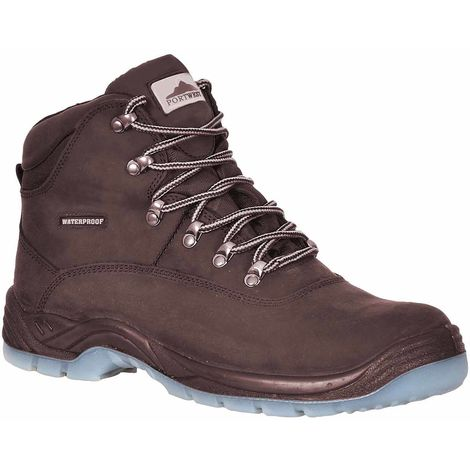 Portwest Steelite All Weather Boot S3 WR - Black  - FW57
