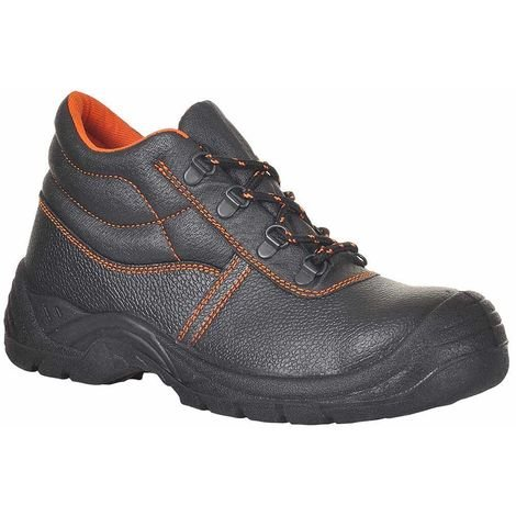 Portwest - Steelite Kumo Workwear Ankle Safety Boot Scuff Cap S3