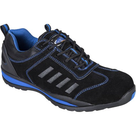 Portwest - Steelite Lusum Work Safety Trainer Shoe S1P HRO