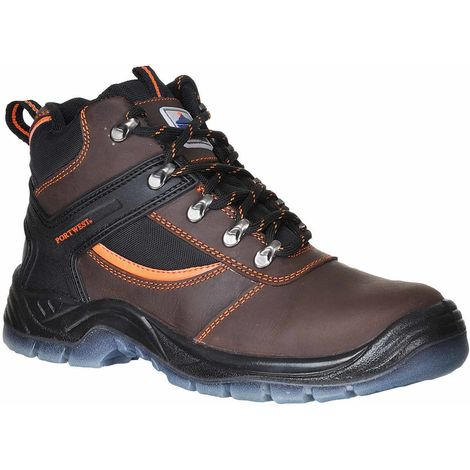 Portwest - Steelite Mustang Workwear Ankle Safety Boot S3