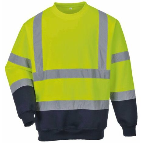 Portwest - Sweat-shirt bicolore HV - B306