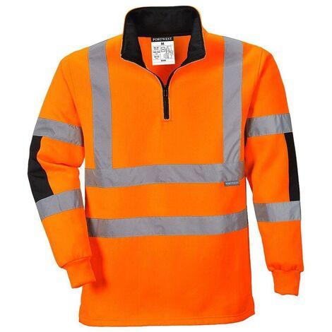 Portwest - Sweat-shirt Rugby Xenon - B308
