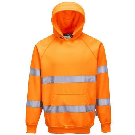 Portwest - Sweatshirt à capuche HV Portwest - B304