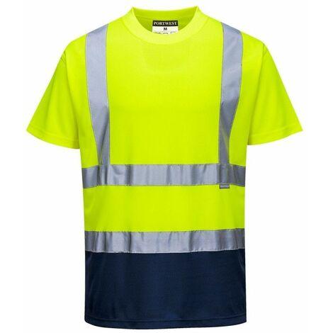 Portwest - T-shirt HV bicolore Portwest - S378