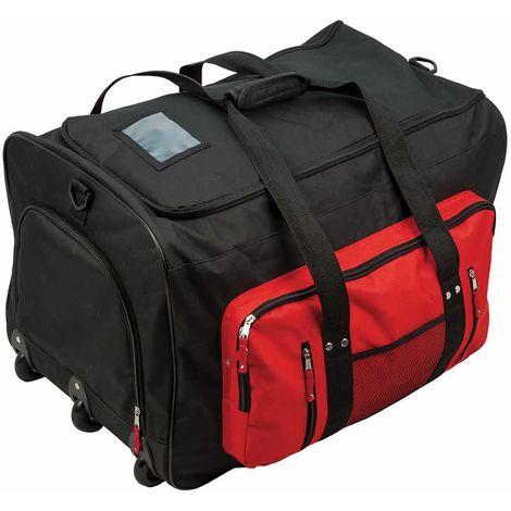 Portwest - The Multi-Pocket Trolley Bag Black 100L