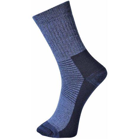 Portwest Thermal Sock - Blue  - 39-43 - SK11