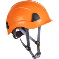 Portwest Unisex Height Endurance Helmet PS53 Orange