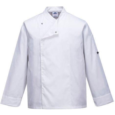 Portwest - Veste de cuisine Ventilée Portwest - C730