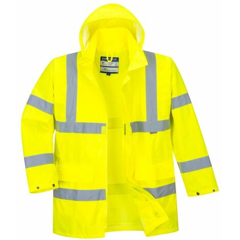 Portwest - Veste de pluie HV Lite Traffic Portwest - S160