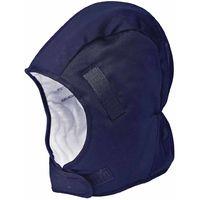 Portwest - Warm 100% Cotton Adjustable Winter Helmet Insulating Liner