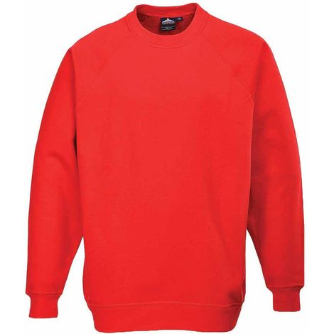 Portwest Work-Casual - Roma Long Sleeved Sweatshirt
