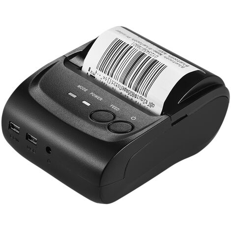 POS-5802LN, 58 mm, 1 a 8 Impresora termica inalambrica USB