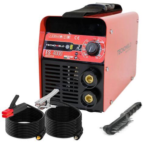 Poste à souder 160A INVERTER Baguette de soudure à l'arc 1.6 à 4 mm acier inox fonte.