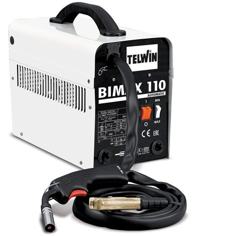 Poste à souder à fil Flux Telwin 110 Bimax