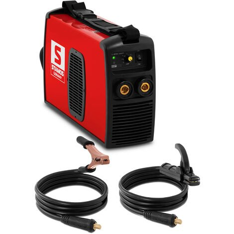Poste à Souder à L'Arc MMA Onduleur IGBT Inverter Portable Hot Start 200 A 230V