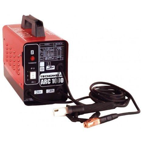 Poste a souder ARC 1400 TECNOWELD ventilé 100 Ampères