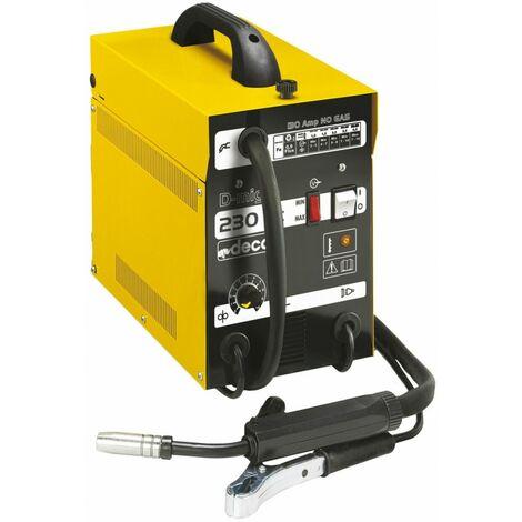 Poste à souder Deca D-MIG 230 CD. 241300 90-130 ampères.