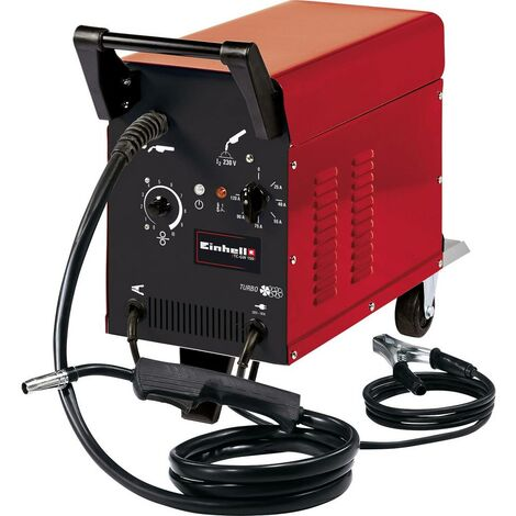 Poste à souder électrique/Gaz avec accessoires Einhell 1574975 25 - 120 A 1 pc(s)